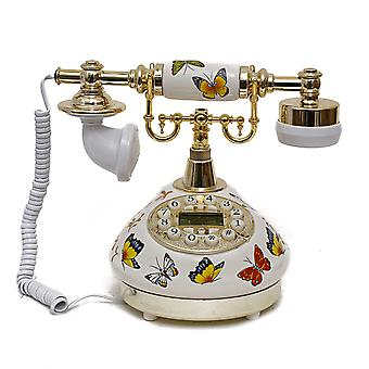 Antique Style Rotary Phone Princess French Style Old Fashioned Handset Telephone Tc-505