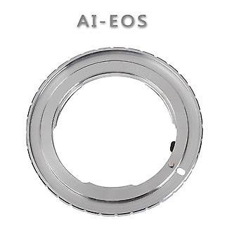 Ai-eos camera conversion ring suitable for nikon to canon adapter ring ef-eos