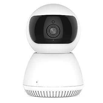 Langaton WiFi IP-kameran kotivideovalvonta Yönäkö Cam US-tyyppinen