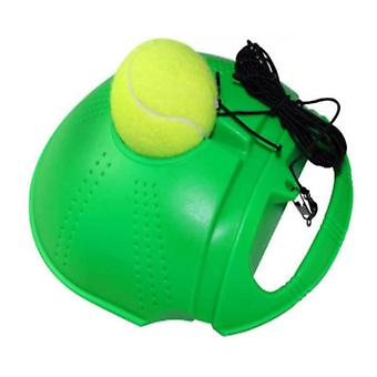 Tennis Trainer Rebound Ball With String, Baseboard Self, Study Dampener