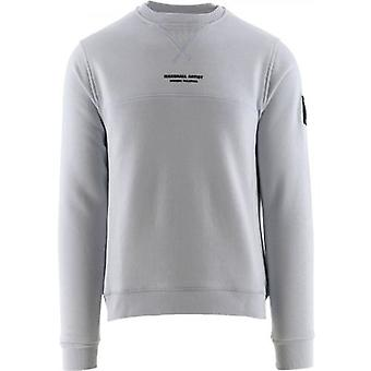Marshall Artist Pale Blue Siren Crewneck 420 Sweatshirt