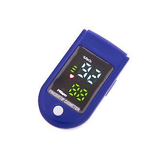 LED-pulsoximeter för PNI PD100 finger, för mätning av syremättnad i blodet och puls