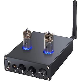 Bluetooth 4.2 Stereo-Audioverstärker Kopfhörerverstärker mit 6J4-Vakuumröhren Zertifiziert aptX