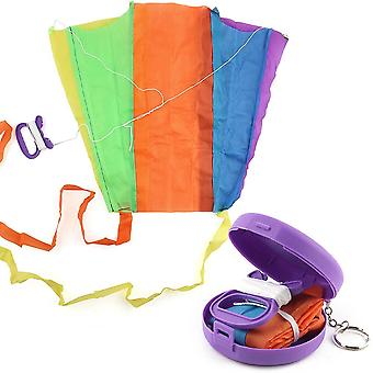 Earth Kite, Large Flyer Supplest Pocket Toy, Software Paragliding Beach Stunt,