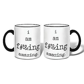 I Am F#!&ing Amazing.