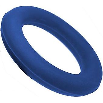 Spons Rubber Ring - Blauw