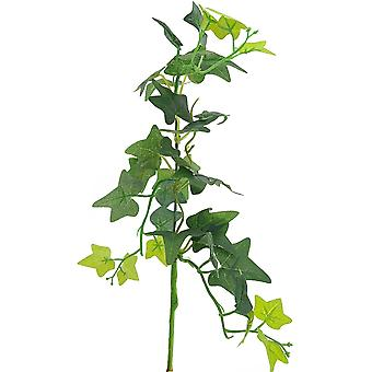 25cm Artificial Fabric Ivy Stem Pick for Floristry Crafts