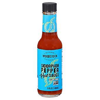 Woodstock Scorpion Pepper Hot Sauce