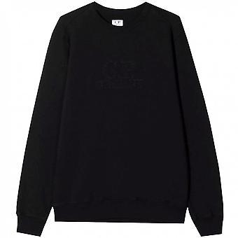 C.p. Company C.P Company Engraved Logo Sweater