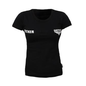 Beltor træner kvinders t-shirt-Størrelse XS - Slim fit