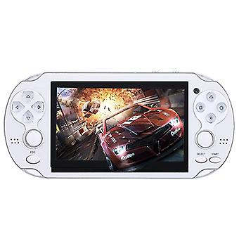 Ncr X7 Plus 4.3 In 8gb Retro Game Console With Built In Over 20,000 Games, Hd Screen, Portable Video Games Classic Game, Double Rocker, Mp5 Game Contr
