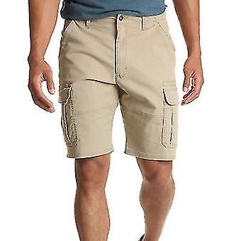 Men's Premium Twill Cargo Short(40)