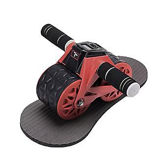7Den smarte teller automatisk rebound abdominal hjul hjem gym fitness utstyr ingen støy abdominal muskel trener
