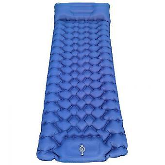 Camping Sleeping Pad - Mat, (large), Hiking Air Mattress - Lightweight, Inflatable &