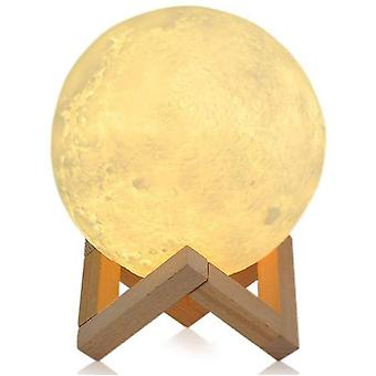 Moon Lamp With Color Change