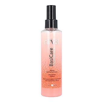 Tvåfas balsam Grundläggande skötsel NirvelFärgat hår (200 ml)