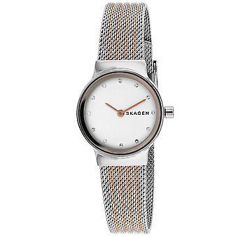 Skagen Women's Freja White Dial Watch - SKW2699