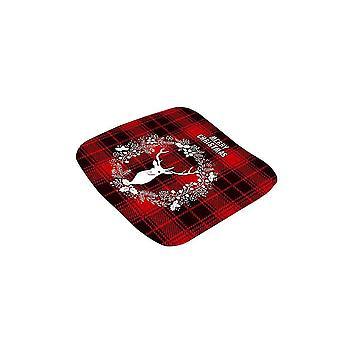 Chaises homemiyn cushion christmas decoration soft and warm 40*40cm 40x40cm color4