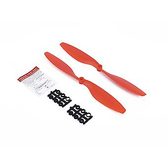 10'' 4.5r 1045r Counter Rotating Propeller Prop Motor Shaft Rc Mode Airplane