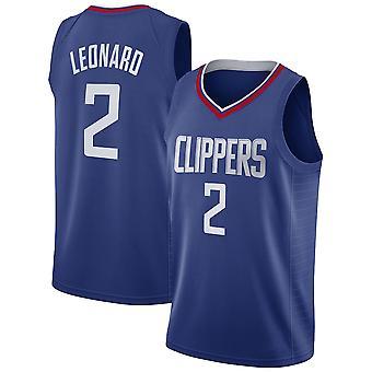 Los Angeles Clippers Kawhi Leonard Lose Basketball Jersey Sport Shirts