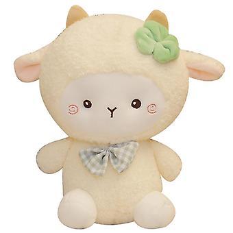 Super süße Lamm Puppe Radish Kaninchen Puppe Mädchen Herz Plüsch Spielzeug