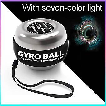 Led Gyroscopische Powerball Autostart Range Gyro Power Wrist Ball Met Counter Arm Hand Muscle Force Trainer Fitness Apparatuur