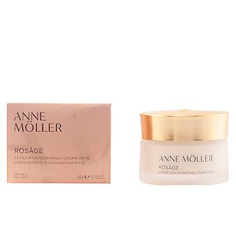 Anne Möller Rosâge creme de reparação extra rico FPS 50 ml para mulheres