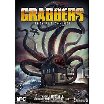 Grabbers [DVD] USA import