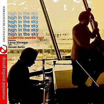 ハンプトン Hawes トリオ - 空 [CD] 米国輸入高
