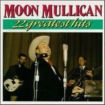 Moon Mullican - 22 Greatest Hits [CD] USA import
