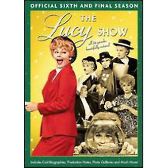 Lucy Show - Lucy Show: Import USA sezon 6 [DVD]