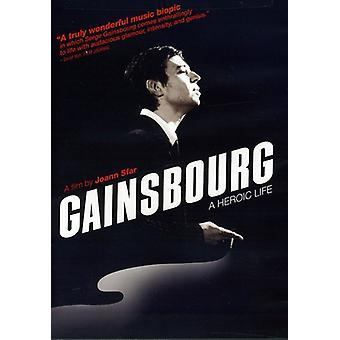 Gainsbourg: A Heroic Life [DVD] USA import