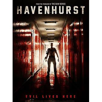Havenhurst [DVD] USA import
