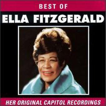 Ella Fitzgerald - beste van Ella Fitzgerald [CD] USA import