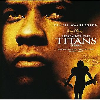 Artisti vari - ricordate l'importazione USA Titans [CD]