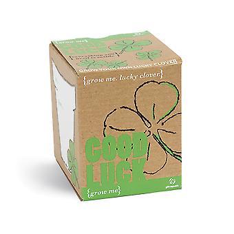 Anlegget satt heldig Sunu lykke frø vokser 4-piece meg boksen