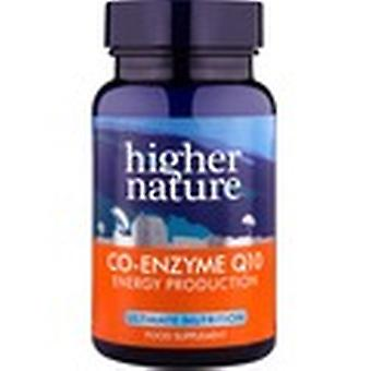 Higher Nature Co-Enzyme Q10 30mg, 30 veg tablets