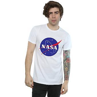 NASA Herren klassische Insignia Logo T-Shirt