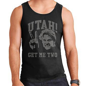 Utah krijgen Me twee Point Break mannen Vest