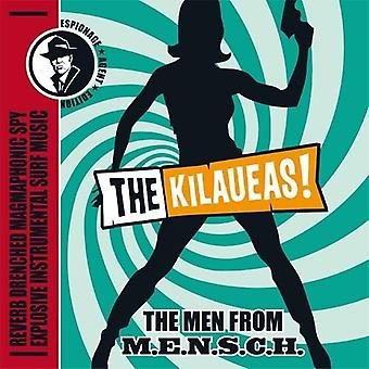 Kilaueas - Men From M.E.N.S.C.H. [Vinyl] USA import