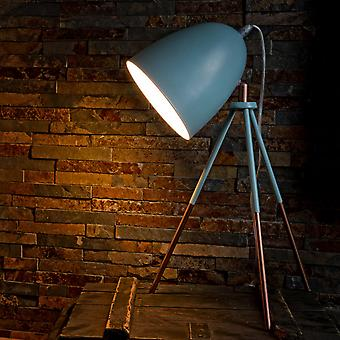 Eglo Dundee Tripod Mint Modern Dome Desk Light