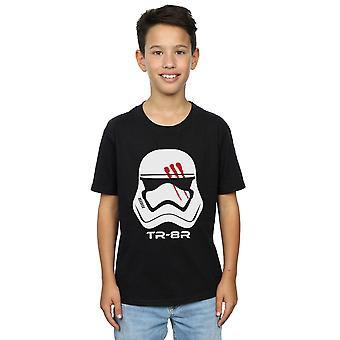 Star Wars Boys Force Awakens Stormtrooper Finn Traitor T-Shirt
