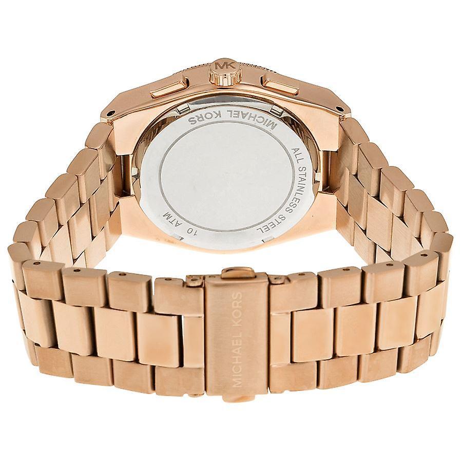 Michael Kors Channing Laides Chronongraph montre Bracelet en or MK5927
