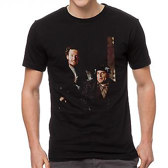 Home Alone Zoom H & M Men's Black T-shirt