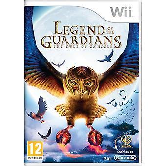 Legends of the Guardians (Wii)-in de fabriek verzegeld