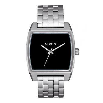 Nixon Time Tracker schwarz (A1245-000)