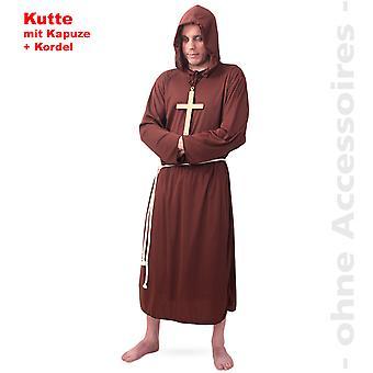 Călugărul Men ' s costum Monk ' s cowl transport tatăl religioase Brother costume barbati