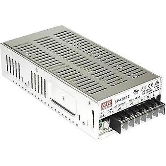 Mean Well SP-150-24 AC/DC PSU module (+ enclosure) 6.3 A 150 W 24 V DC