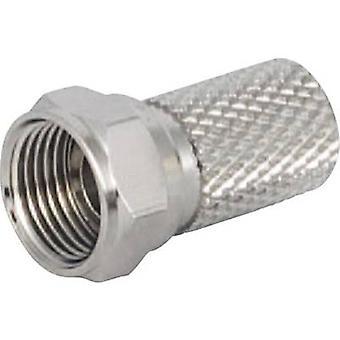 F-schroef Plug-zat-kabeldiameter: 7 mm