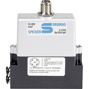 Specken Drumag Regulador de pressão SD770400005/4143 RP020/0-8/1/1 0 até 8 bar 1 pc (s)